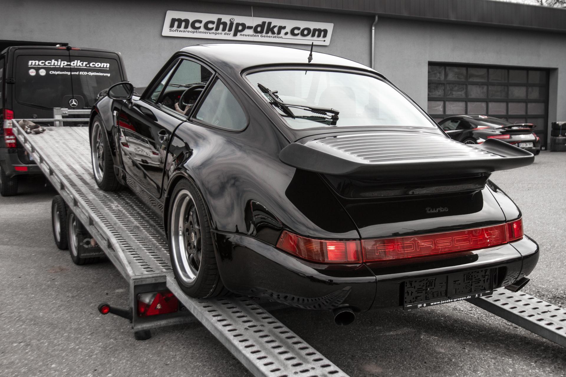 Restauration And Rebuilding Porsche 964 Turbo