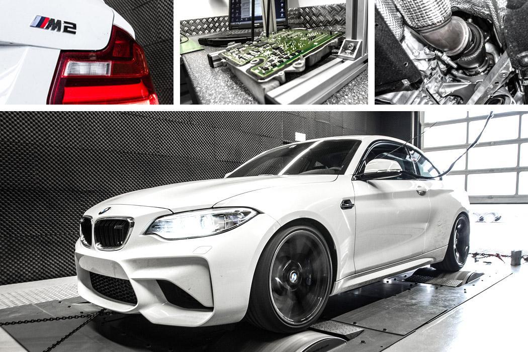 Performance upgrade BMW M2 coupé F87 3 0 TwinTurbo
