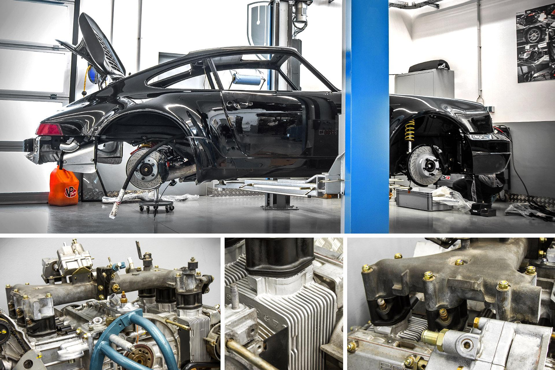 Restauration Porsche 964 Turbo 33 Part 5 Vehicle Wiring Harness Repair A Short Update On The Work Steps Of Past Weeks In Addition To Lighting Tank Fuel Lines And Many Small Parts First Body