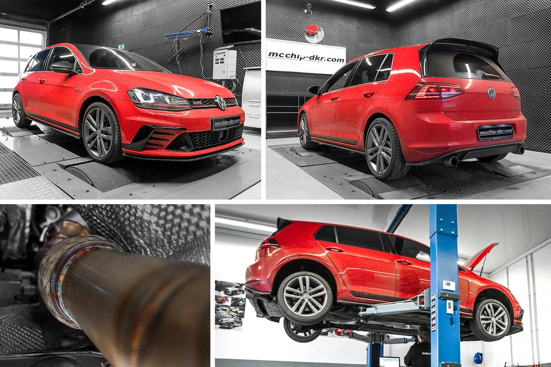 performance upgrade vw golf 7 gti clubsport stage 1 4. Black Bedroom Furniture Sets. Home Design Ideas