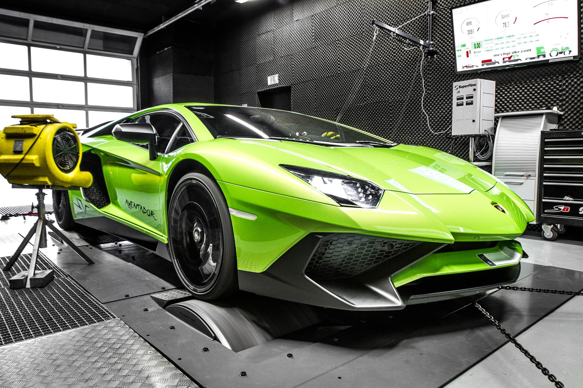 Performance Upgrade Lamborghini Aventador Lp 750 4 Sv