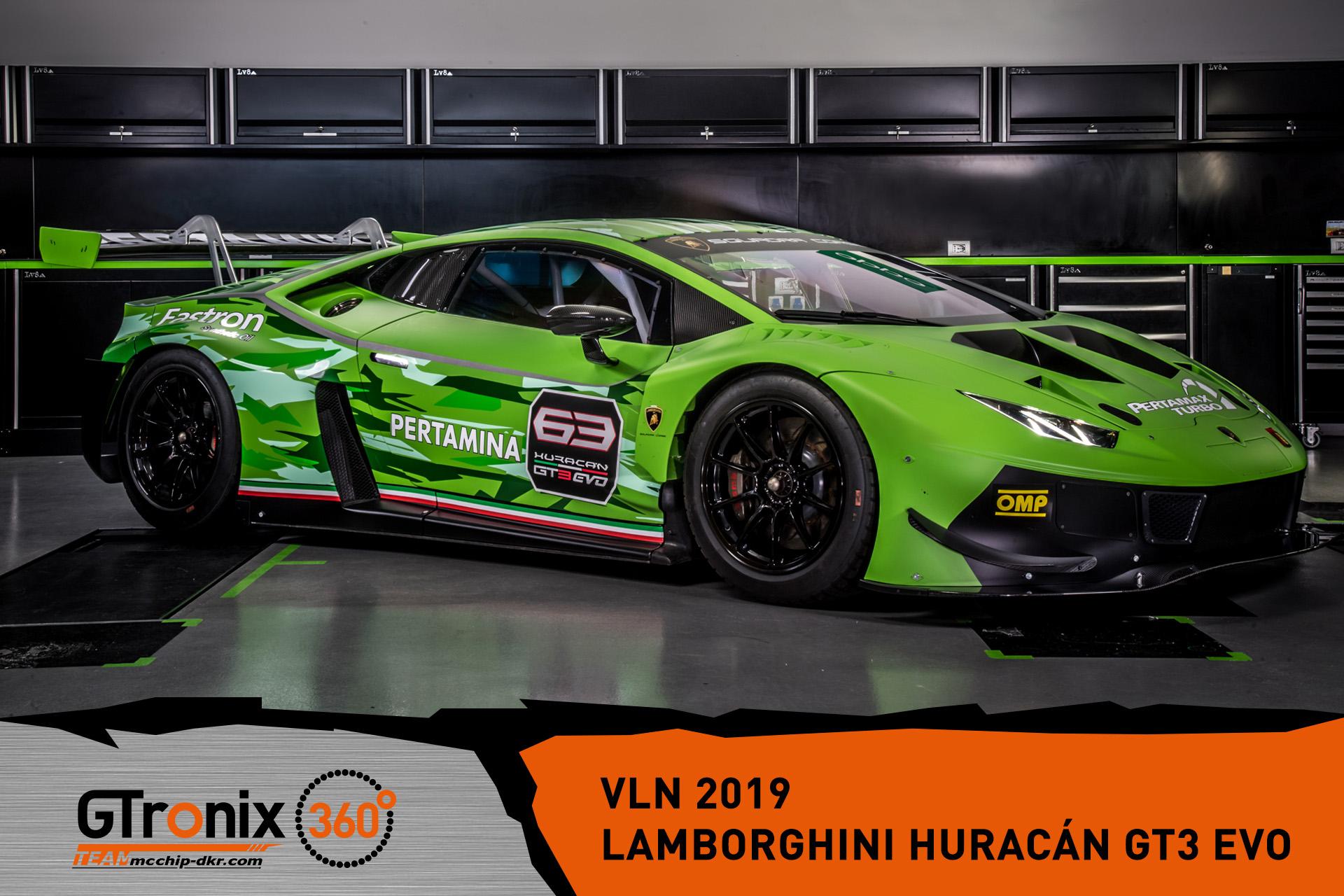 Vln 2019 Switch To Lamborghini Huracan Gt3 Evo