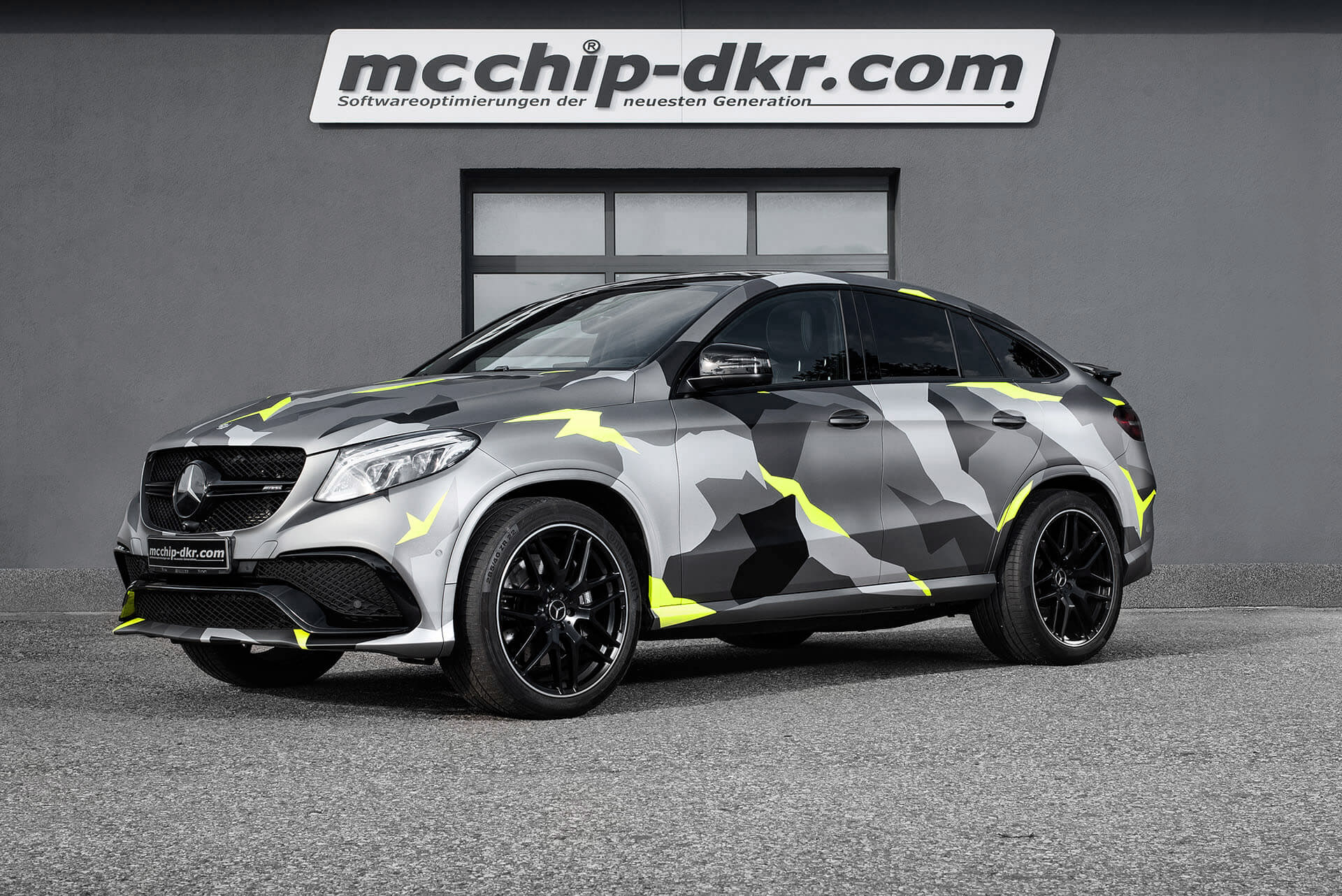 C63 Amg Coupe 2018 >> Mercedes-AMG GLE 63 Coupé MC900