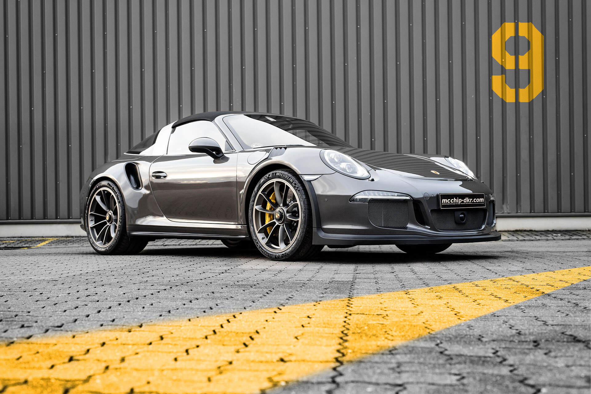 Porsche 991 Targa 4 Gts Conversion Gt3 Rs