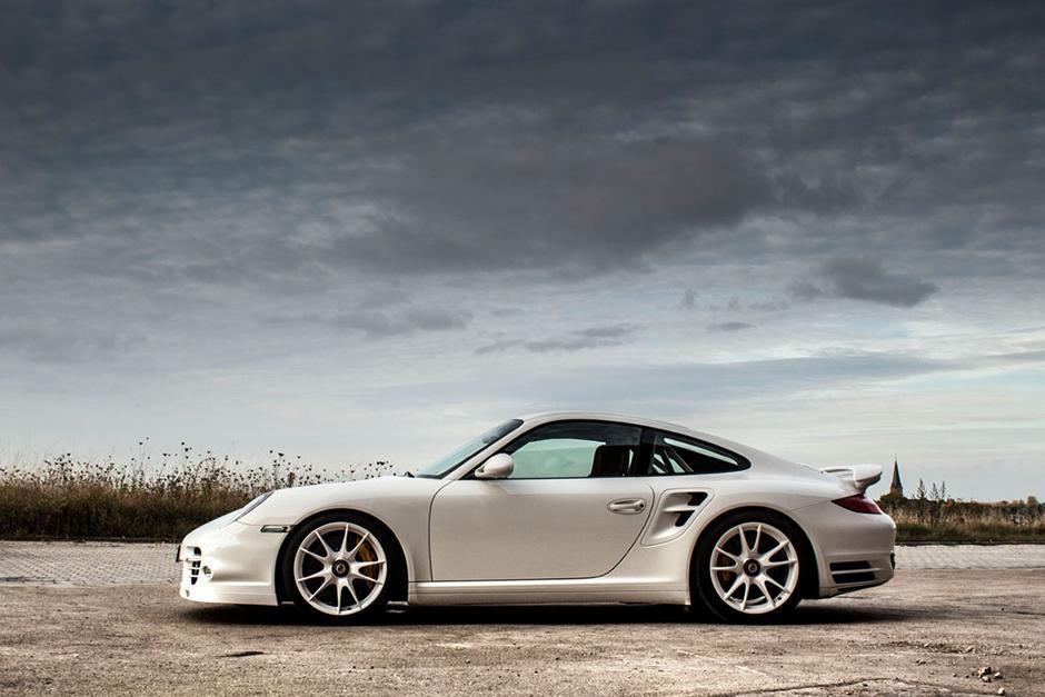 Porsche 997 Turbo >> Porsche 997 Turbo S Clubsport
