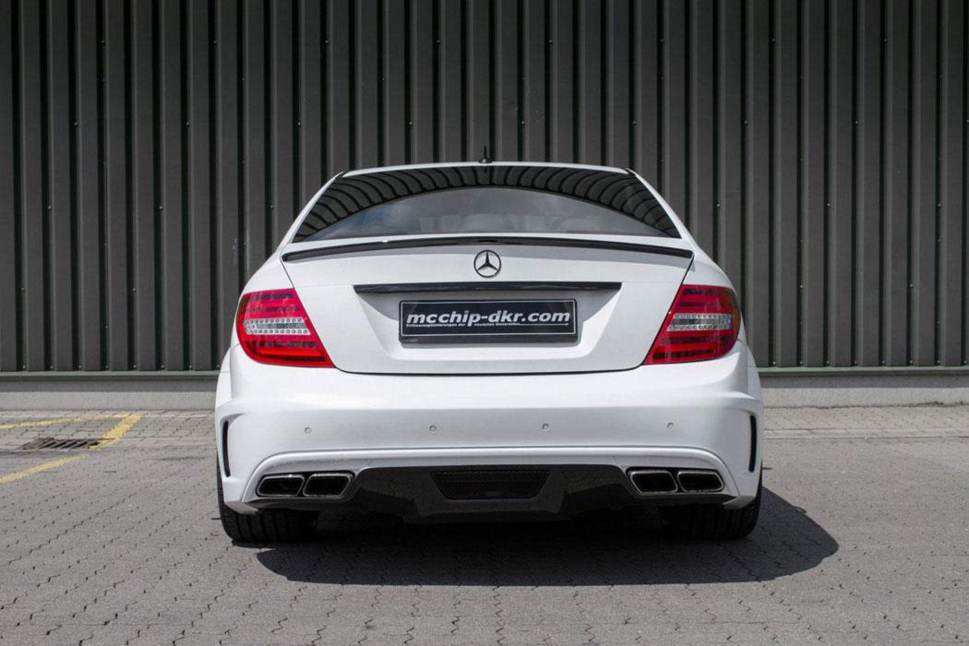 "Mercedes Benz C 63 AMG 'mc830"""