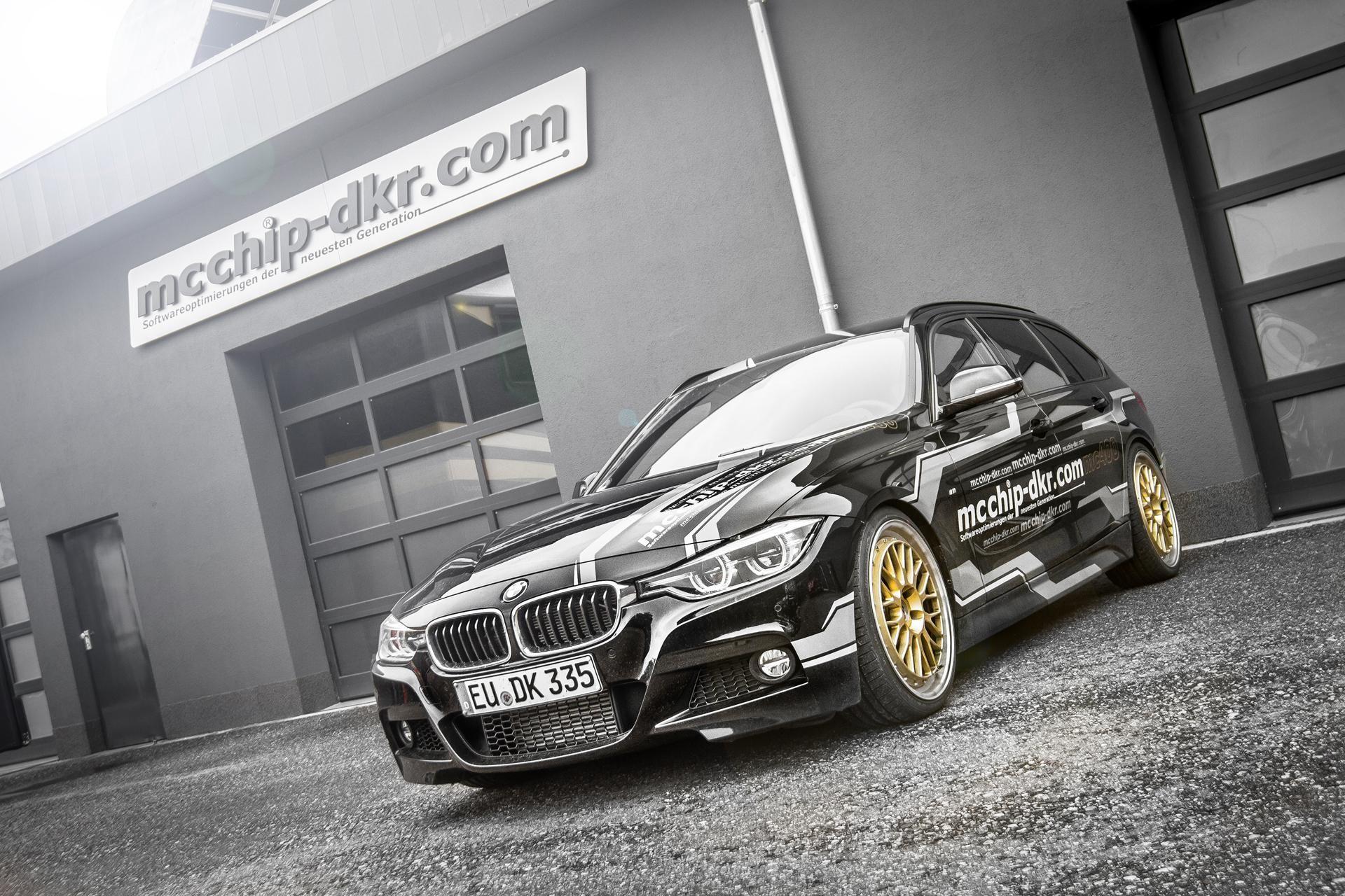 BMW 335d F31 3 0d mc400