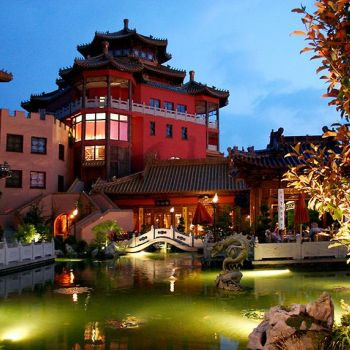 Phantasialand HotelLINGBAO 11