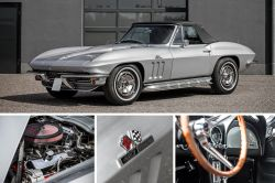 Restauration Chevrolet Corvette C2 Sting Ray Teil 4