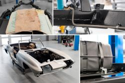 Restauration Chevrolet Corvette C2 Sting Ray Teil 2